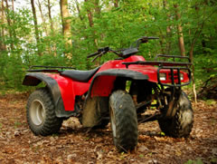 Amite Off Road Vehicle insurance